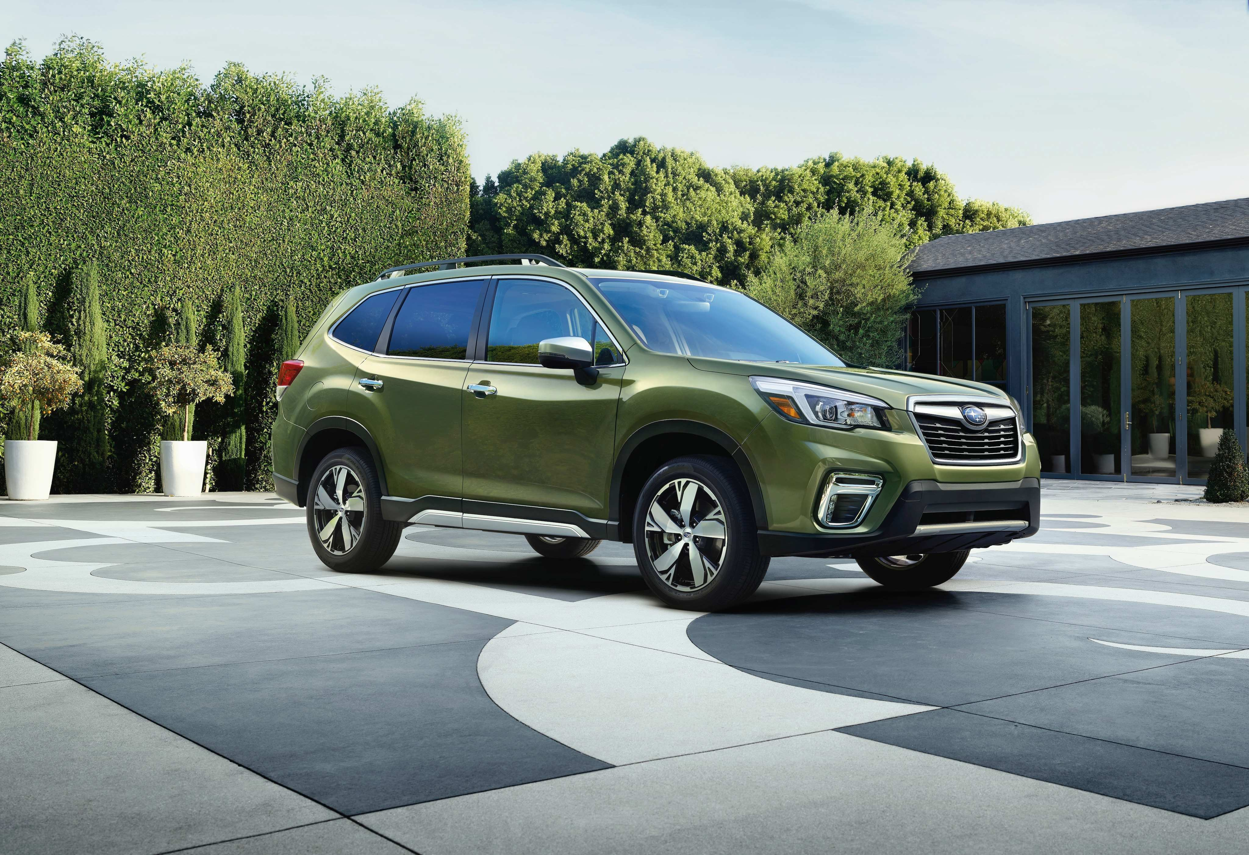 69 New 2019 Subaru Forester Debut Configurations with 2019 Subaru Forester Debut