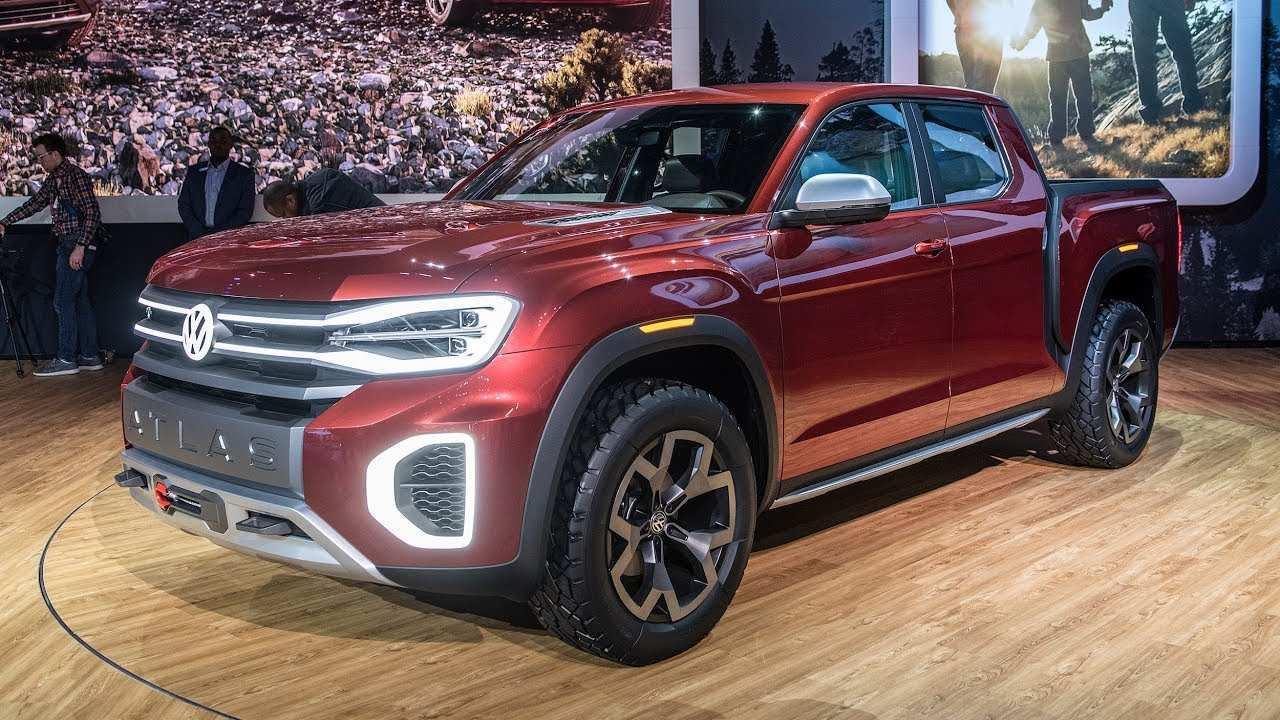 69 New 2019 Volkswagen Pickup Truck Concept for 2019 Volkswagen Pickup Truck