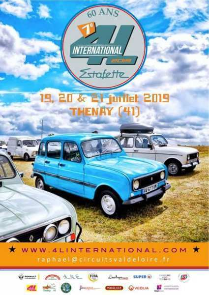 69 New New 2019 Renault 4 History with New 2019 Renault 4
