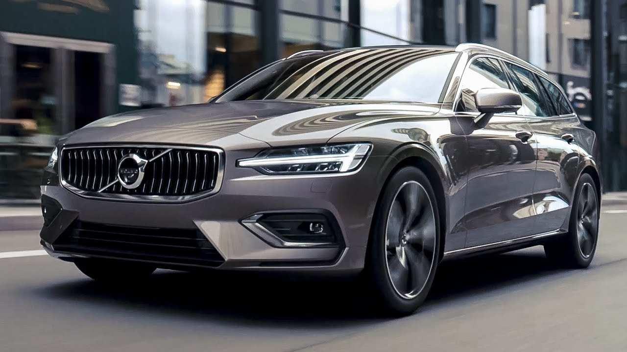 69 New New 2019 Volvo V60 Overview with New 2019 Volvo V60