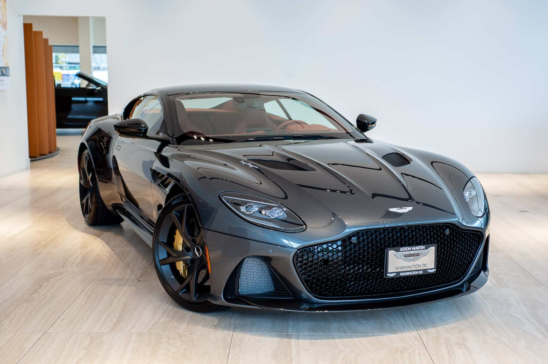 69 The 2019 Aston Dbs Style with 2019 Aston Dbs