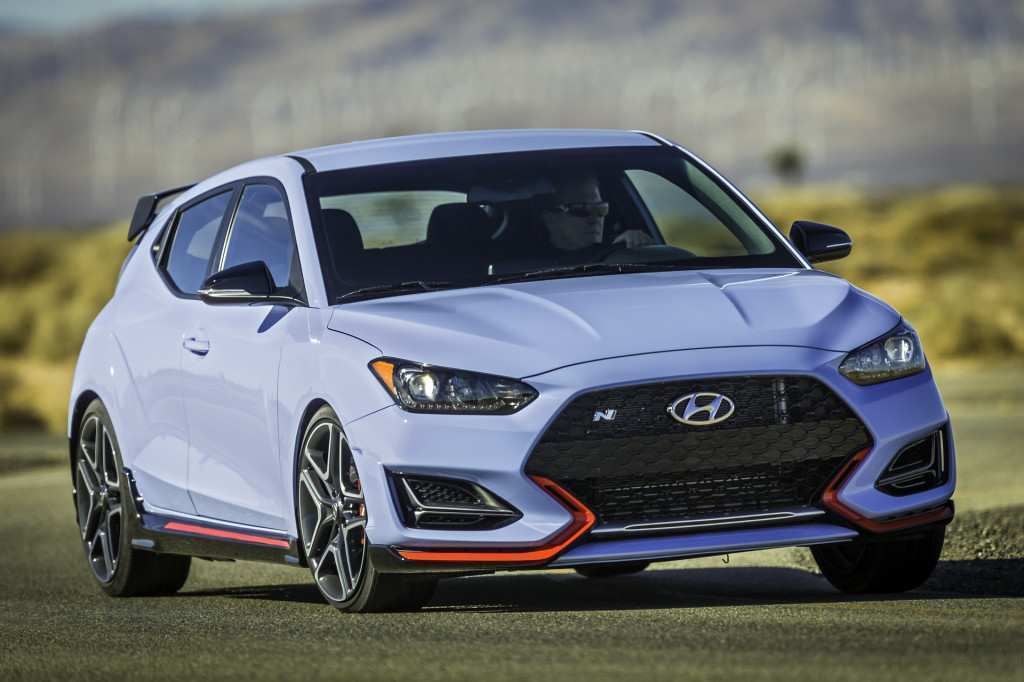 69 The 2019 Hyundai Veloster N Style by 2019 Hyundai Veloster N