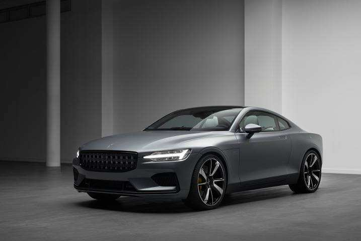 69 The 2019 Volvo Polestar 1 Model for 2019 Volvo Polestar 1