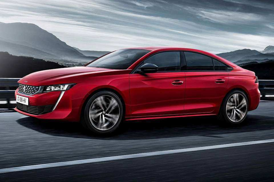 69 The Peugeot Coupe 2019 Spy Shoot with Peugeot Coupe 2019
