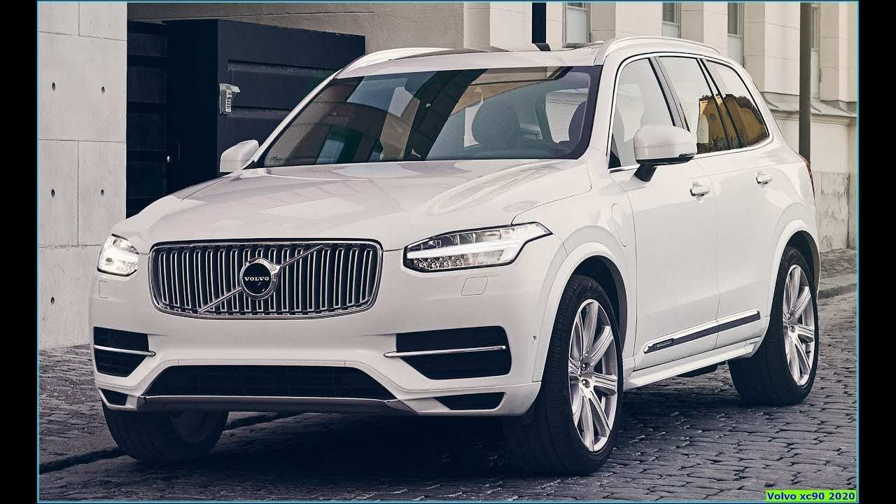 69 The Volvo Wizja 2020 Release for Volvo Wizja 2020