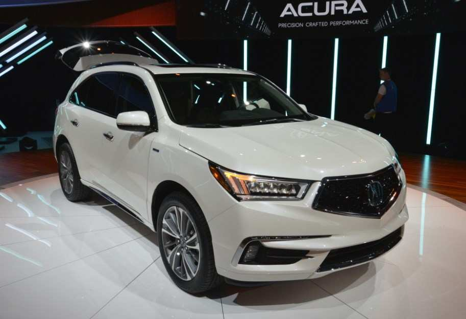 70 All New 2019 Acura Mdx Release Date Performance and New Engine with 2019 Acura Mdx Release Date