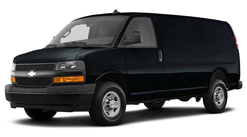 70 All New 2019 Chevrolet Express Van Performance and New Engine for 2019 Chevrolet Express Van