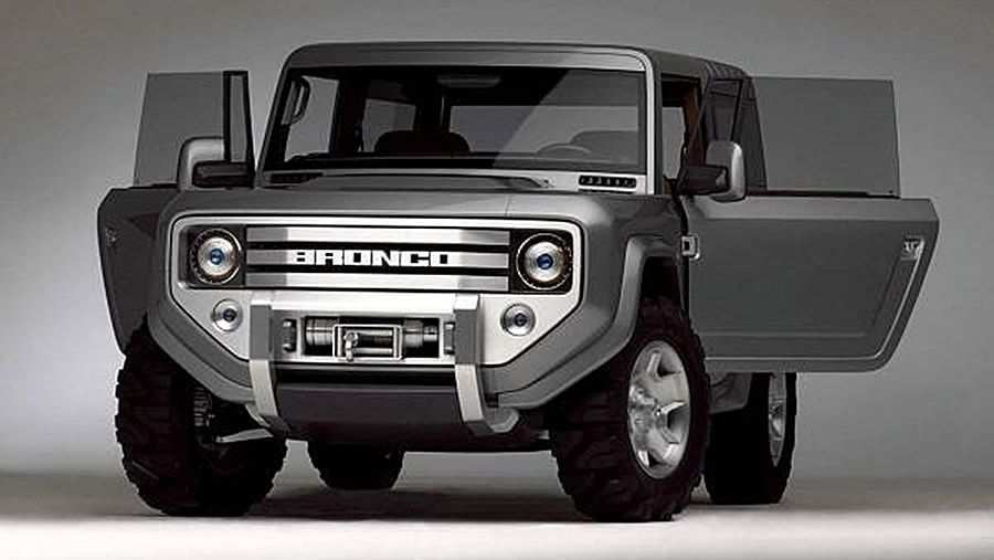 70 All New 2019 Ford Bronco Specs Engine for 2019 Ford Bronco Specs