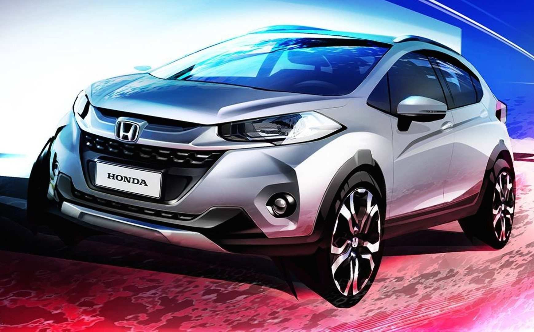 70 All New 2019 Honda Jazz Review Concept with 2019 Honda Jazz Review