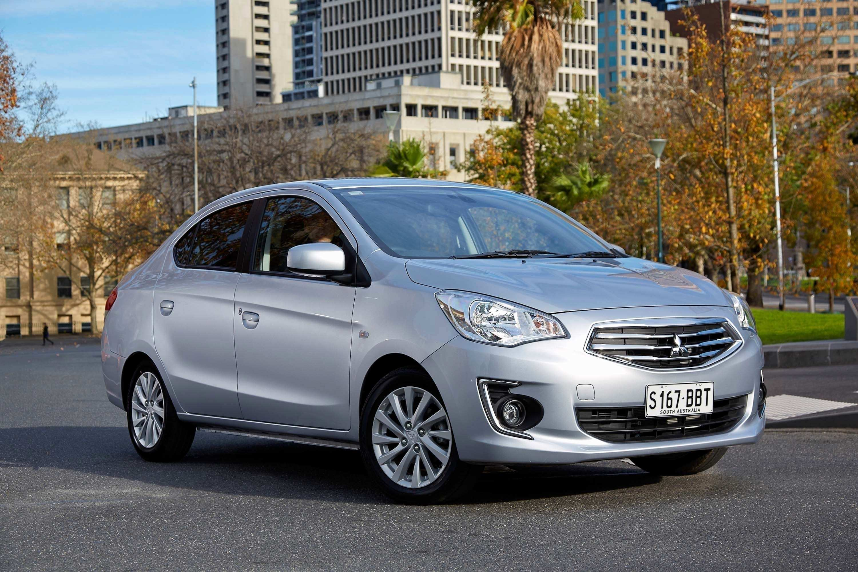 70 All New 2019 Mitsubishi Mirage Review Exterior and Interior with 2019 Mitsubishi Mirage Review