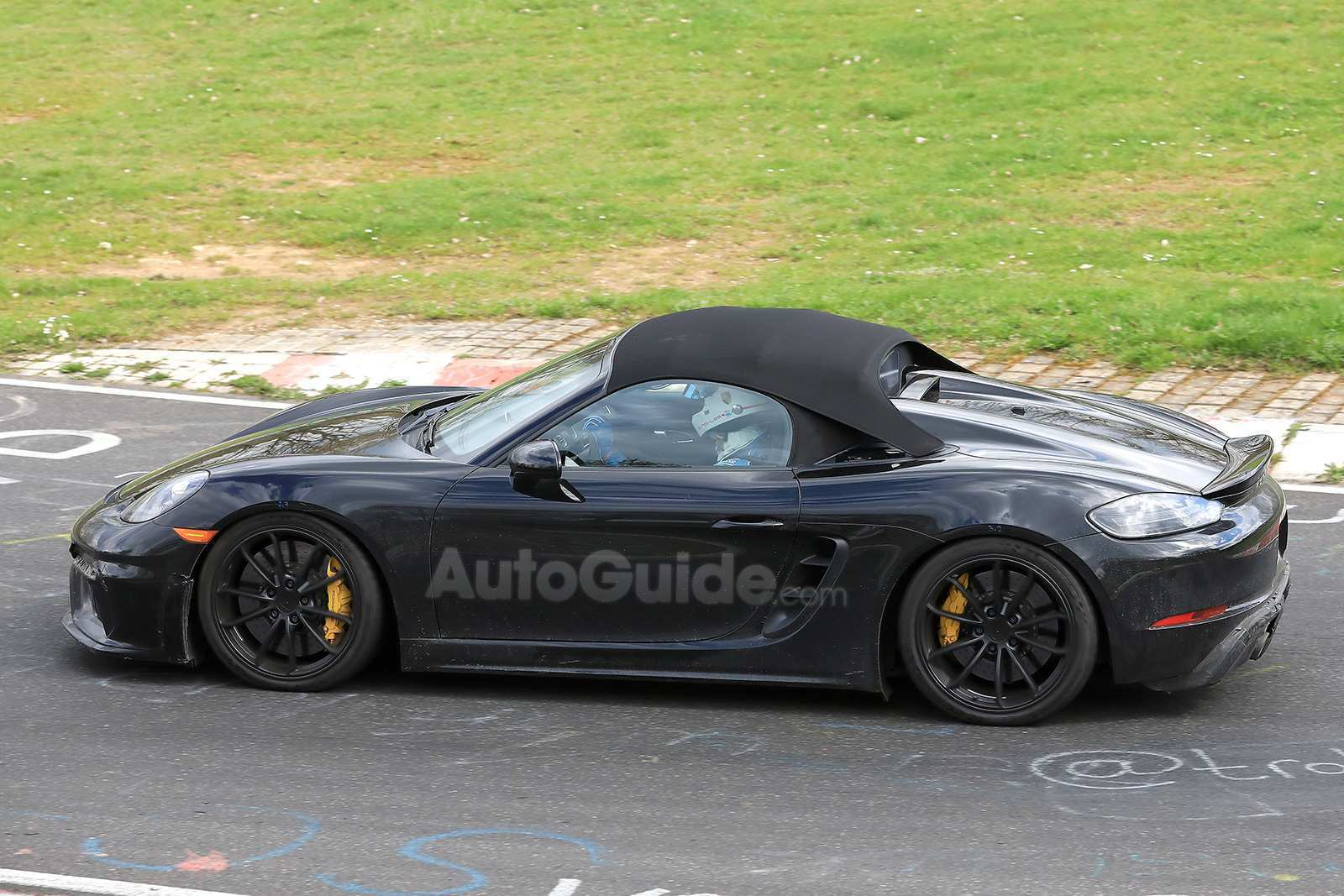 70 All New 2019 Porsche Boxster Spyder Images with 2019 Porsche Boxster Spyder