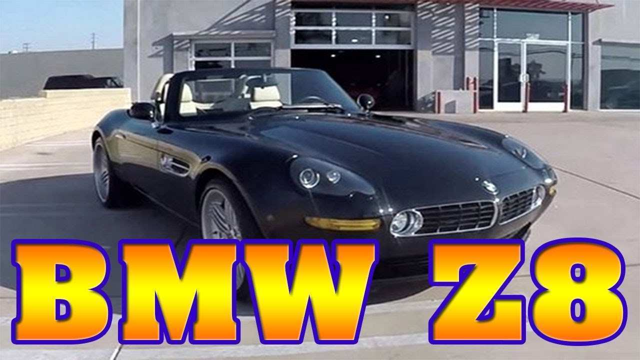 70 All New 2020 Bmw Z8 First Drive for 2020 Bmw Z8