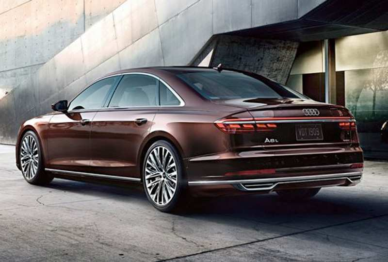 70 All New Audi A8 2019 Interior by Audi A8 2019