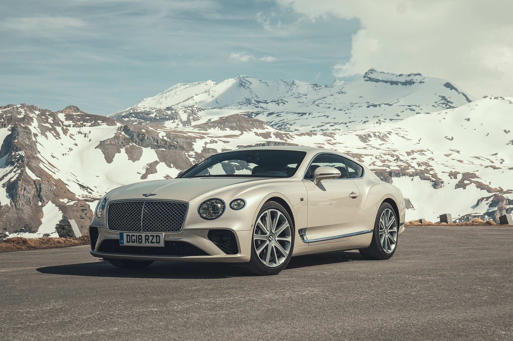 70 Best Review 2019 Bentley Continental Rumors by 2019 Bentley Continental