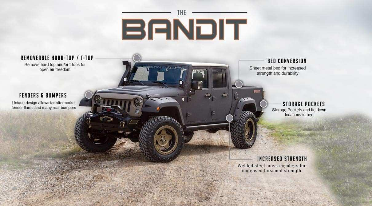 70 Best Review 2019 Jeep Bandit Price Speed Test for 2019 Jeep Bandit Price