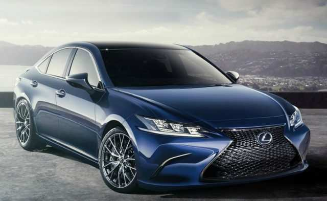 70 Best Review 2019 Lexus Gs Redesign Exterior and Interior by 2019 Lexus Gs Redesign
