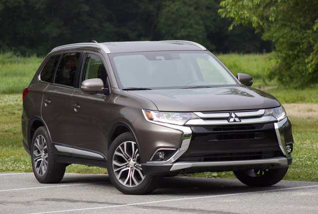 70 Best Review 2019 Mitsubishi Outlander Se Concept by 2019 Mitsubishi Outlander Se