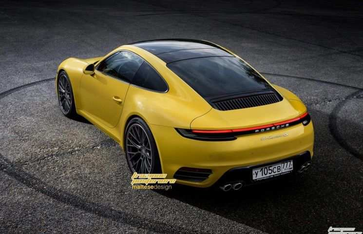 70 Best Review 2019 Porsche 911 Hybrid First Drive for 2019 Porsche 911 Hybrid