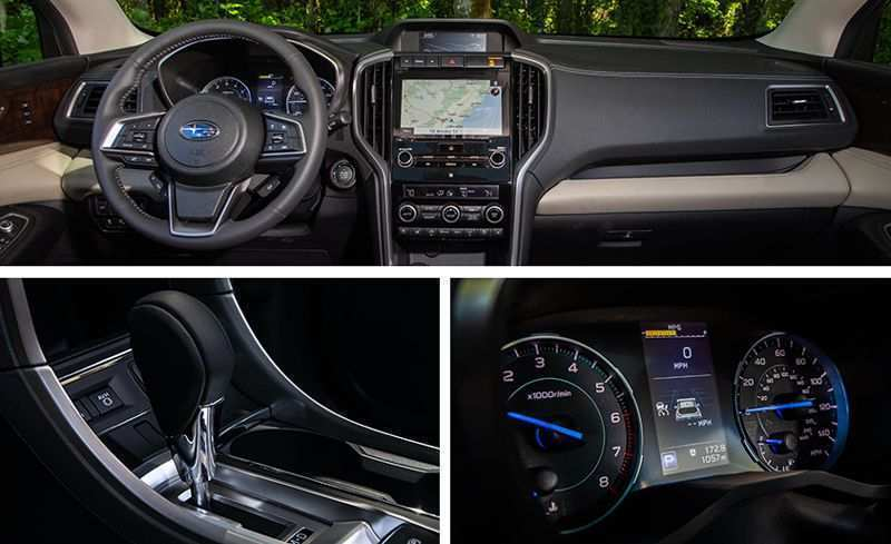 70 Best Review 2019 Subaru Ascent Dimensions Release Date with 2019 Subaru Ascent Dimensions