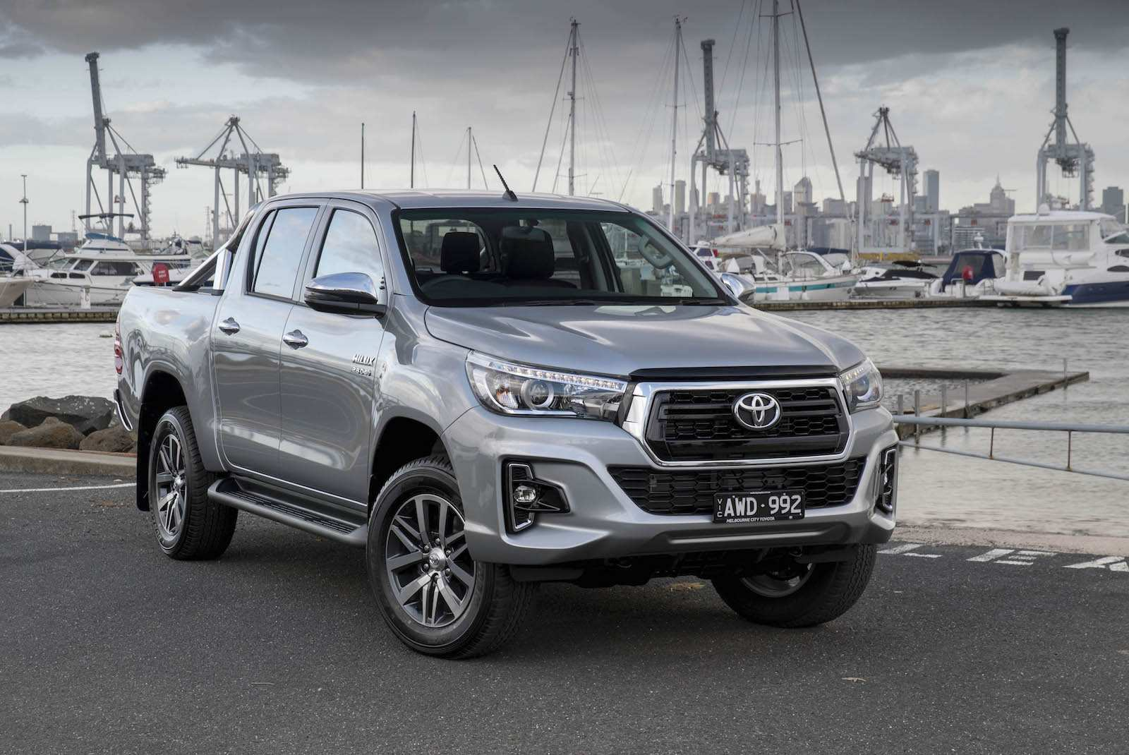 70 Best Review 2019 Toyota Hilux Facelift Redesign with 2019 Toyota Hilux Facelift