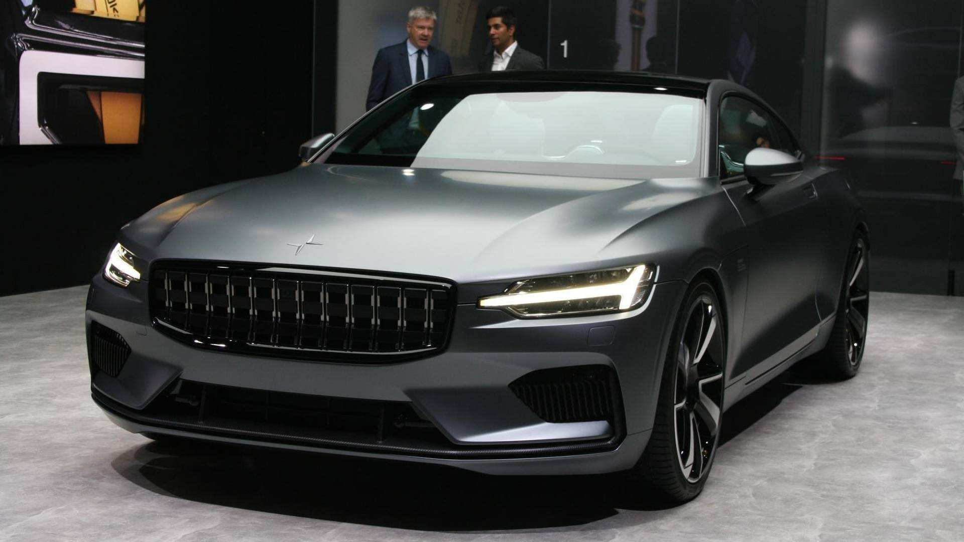 70 Best Review 2019 Volvo Polestar 1 Engine with 2019 Volvo Polestar 1