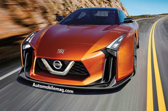 70 Best Review Nissan Gtr 2020 Specs and Review by Nissan Gtr 2020