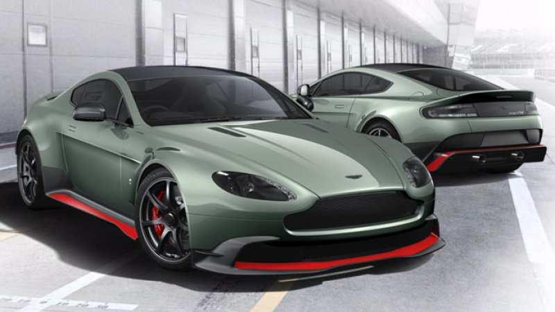 70 Concept of 2019 Aston Martin Vantage Configurator First Drive by 2019 Aston Martin Vantage Configurator