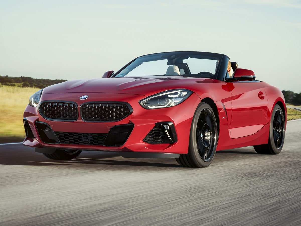 70 Concept of 2019 Bmw Roadster Model by 2019 Bmw Roadster