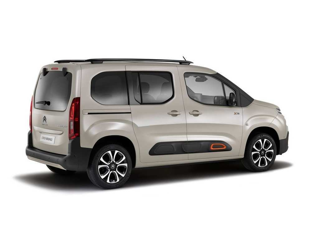 70 Concept of 2019 Citroen Berlingo 2 Rumors for 2019 Citroen Berlingo 2