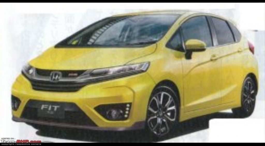 70 Concept of 2019 Honda Jazz Review First Drive with 2019 Honda Jazz Review