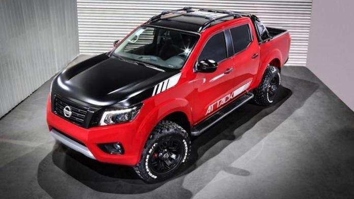 70 Concept of 2019 Nissan Frontier Attack First Drive by 2019 Nissan Frontier Attack