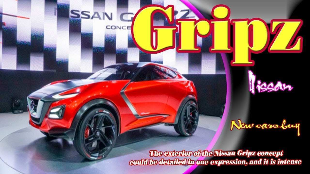 70 Concept of 2019 Nissan Gripz Specs and Review with 2019 Nissan Gripz