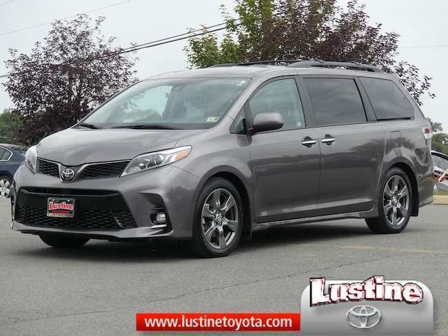 70 Concept of 2019 Toyota Sienna Se Review with 2019 Toyota Sienna Se
