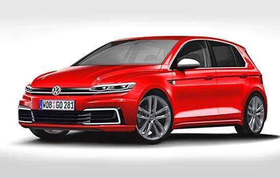 70 Concept of 2019 Vw Golf Mk8 Specs and Review for 2019 Vw Golf Mk8