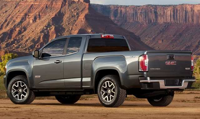 70 Gallery of 2019 Gmc Canyon Rumors Review by 2019 Gmc Canyon Rumors