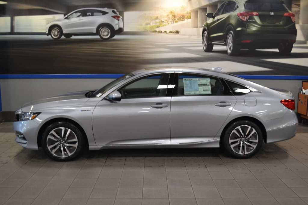 70 Gallery of 2019 Honda Accord Hybrid Redesign and Concept with 2019 Honda Accord Hybrid
