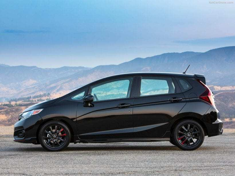 70 Gallery of 2019 Honda Fit Rumors First Drive with 2019 Honda Fit Rumors