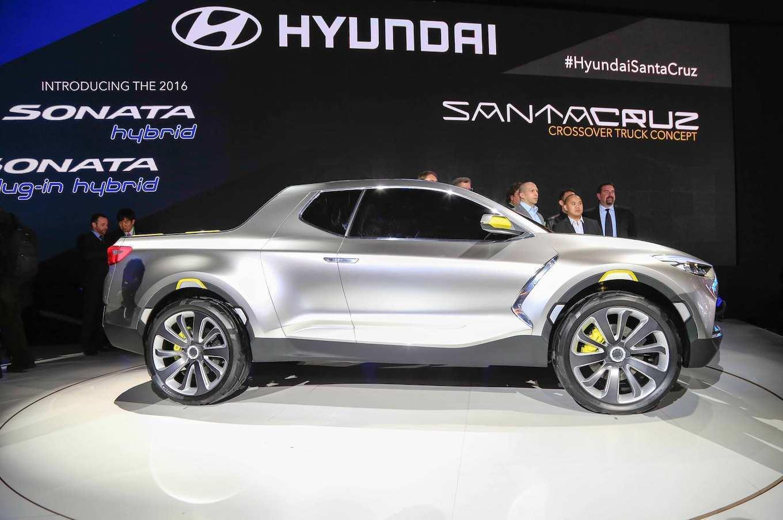 70 Gallery of 2019 Hyundai Santa Cruz Pickup Reviews by 2019 Hyundai Santa Cruz Pickup