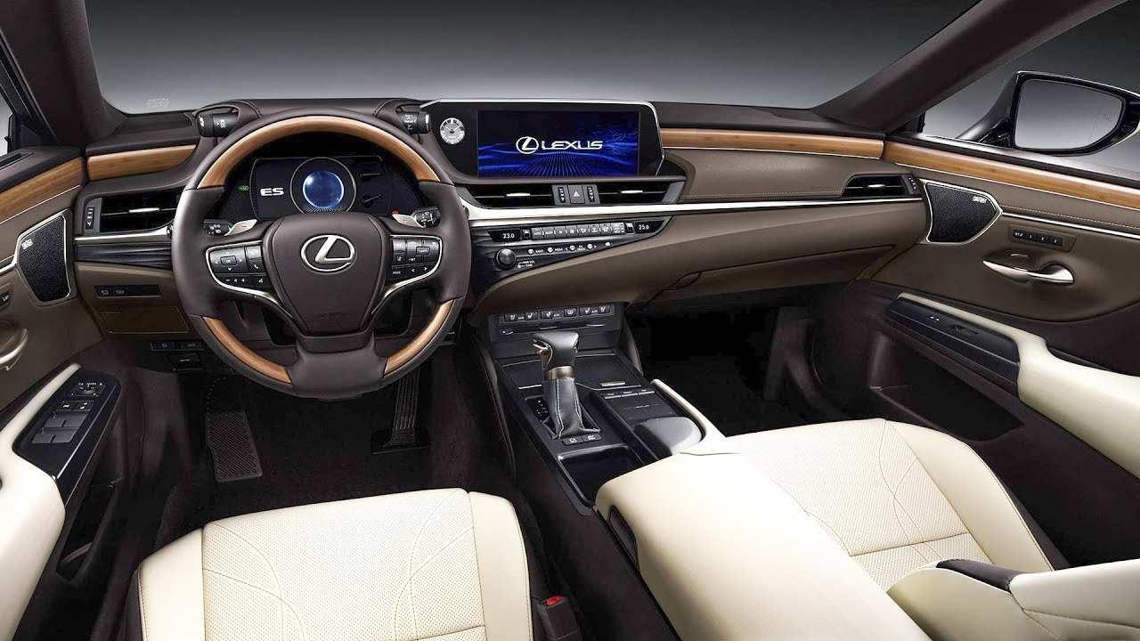 70 Gallery of 2019 Lexus Es Interior Spy Shoot for 2019 Lexus Es Interior