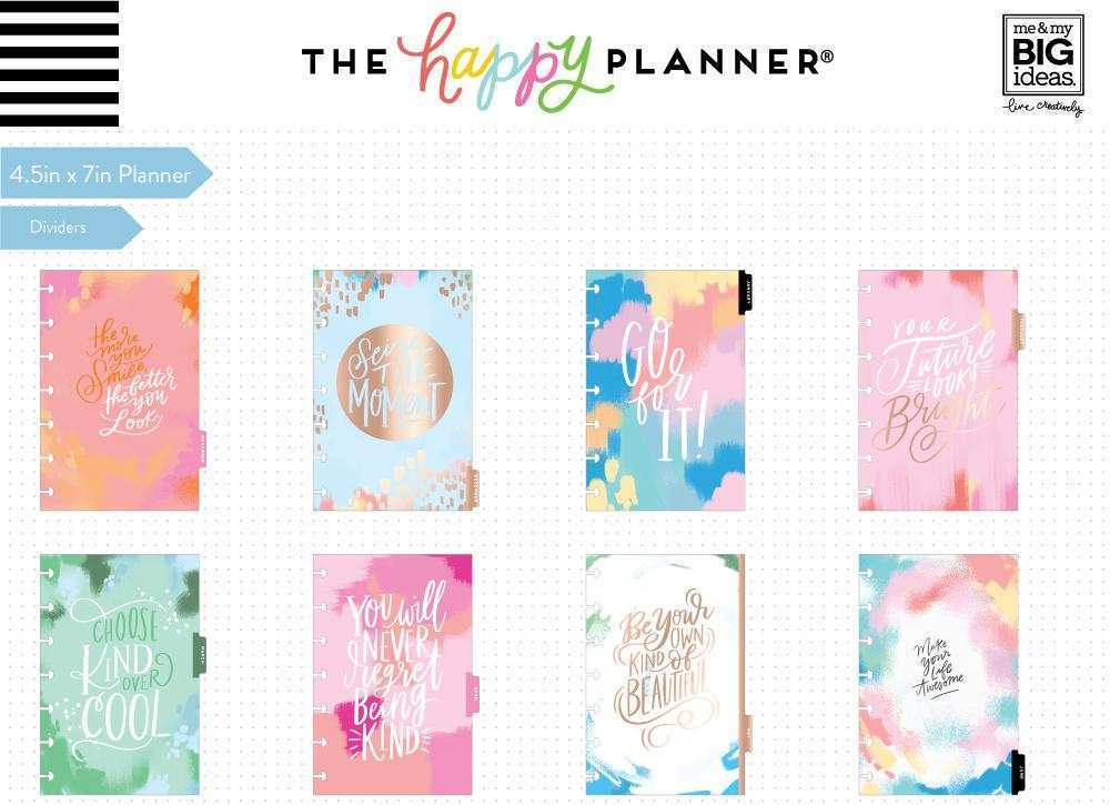 70 Gallery of 2019 Mini Happy Planner New Concept by 2019 Mini Happy Planner