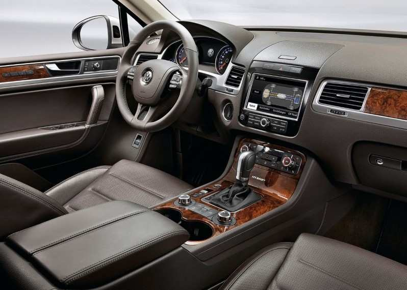 70 Gallery of 2019 Volkswagen Touareg Interior Redesign and Concept with 2019 Volkswagen Touareg Interior
