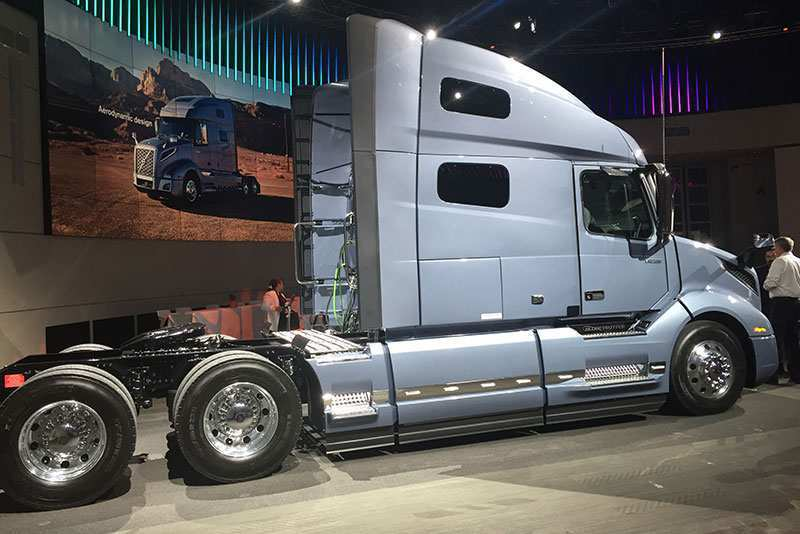 70 Gallery of 2019 Volvo Truck Release with 2019 Volvo Truck