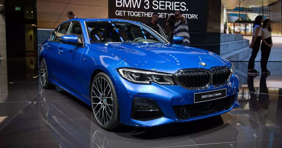 70 Gallery of 2020 Bmw G20 Photos for 2020 Bmw G20