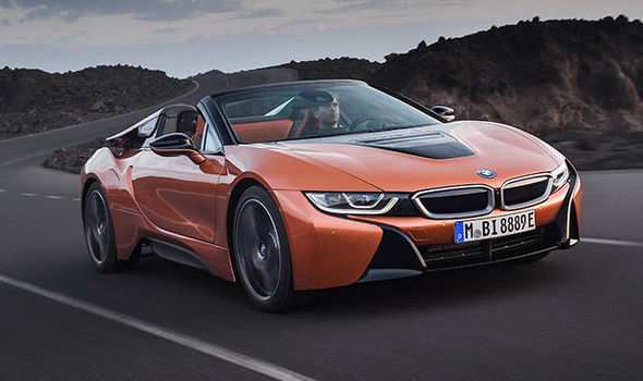 70 Gallery of 2020 Bmw I8 New Concept with 2020 Bmw I8