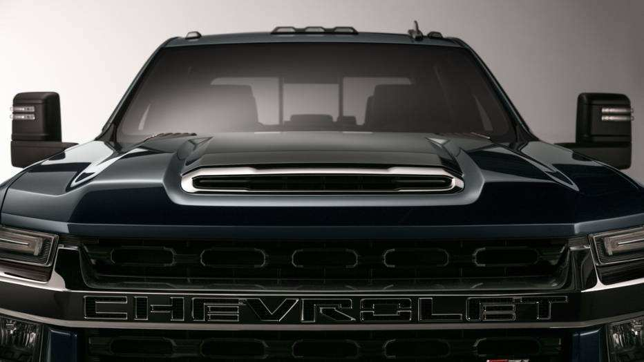 70 Gallery of 2020 Chevrolet Pickup Concept by 2020 Chevrolet Pickup