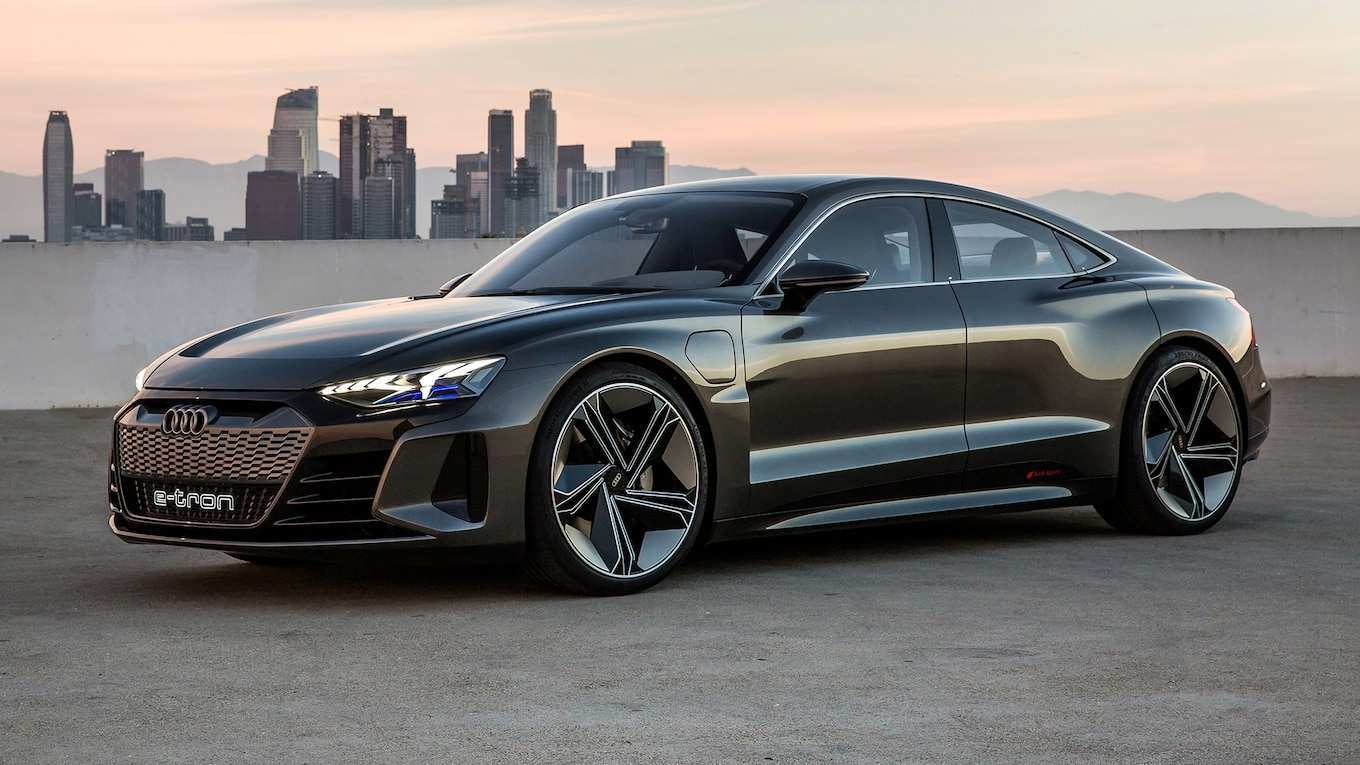 70 Gallery of Audi E Tron 2020 Specs for Audi E Tron 2020