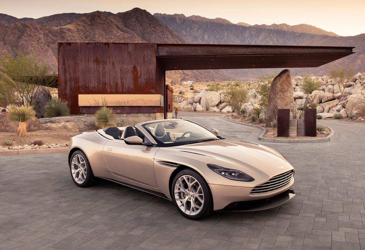 70 Great 2019 Aston Martin Db11 Volante Rumors by 2019 Aston Martin Db11 Volante