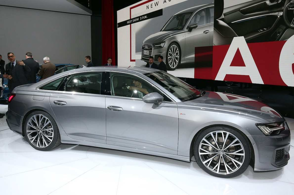 70 Great 2019 Audi A6 Release Date Photos for 2019 Audi A6 Release Date