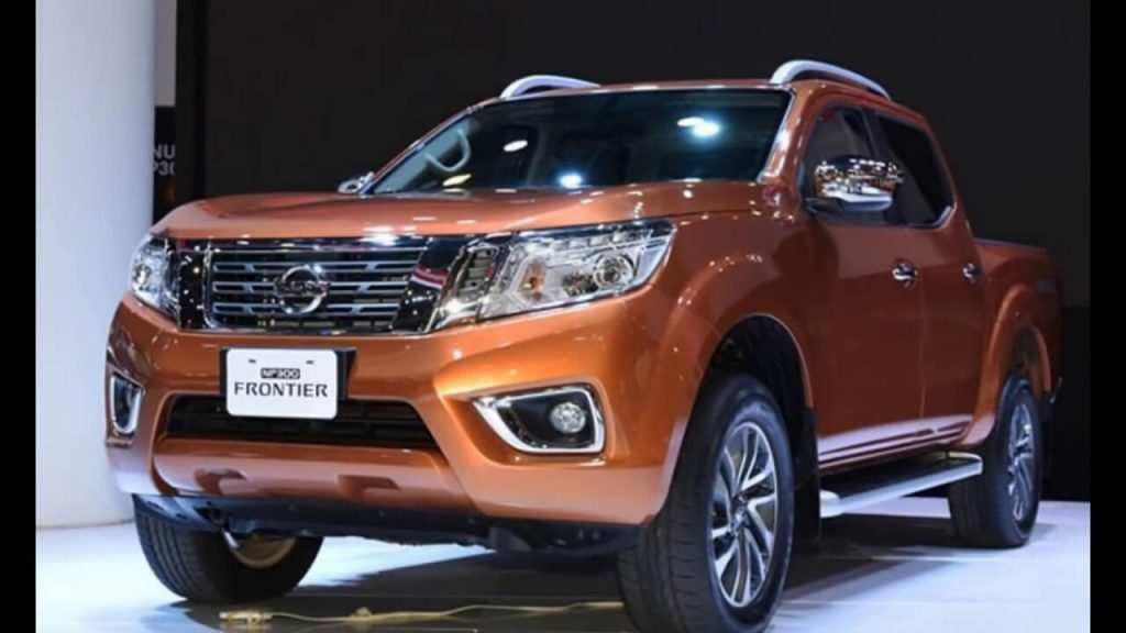 70 Great 2020 Nissan Frontier Release Date Exterior and Interior by 2020 Nissan Frontier Release Date