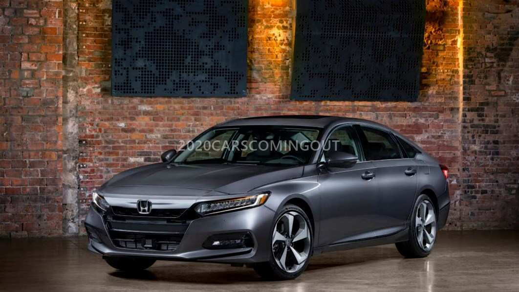 70 Great Honda Accord 2020 Model Performance and New Engine by Honda Accord 2020 Model